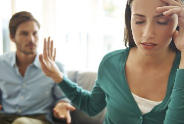 How to have a conversation when your partner won't listen to you